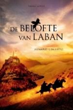 De Belofte van Laban Boek omslag