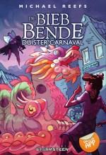 De Bieb-bende 2: Duister Carnaval Boek omslag