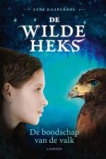 De wilde heks 2: De boodschap van de valk Boek omslag