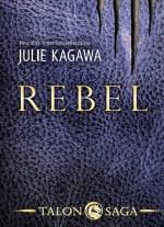 Talon Saga 2: Rebel Boek omslag