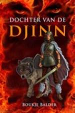 Dochter van de Djinn Boek omslag