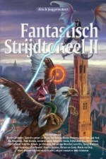 Fantastisch Strijdtoneel II Boek omslag