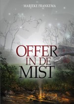 Offer in de mist Boek omslag