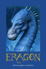 Eragon Boek omslag