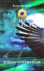 Elfenblauw 4: De Helm van Armata Boek omslag