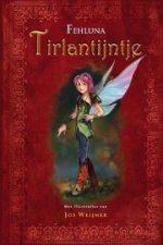 Tirlantijntje Boek omslag