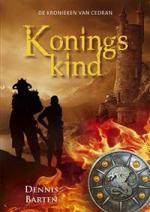 De Kronieken van Cedran 1: Koningskind Boek omslag