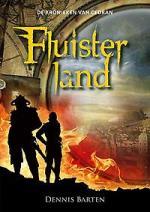 De Kronieken van Cedran 2: Fluisterland Boek omslag