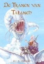 De tranen van Tataneh Boek omslag