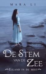Eiland in de mist 1: De Stem van de Zee Boek omslag