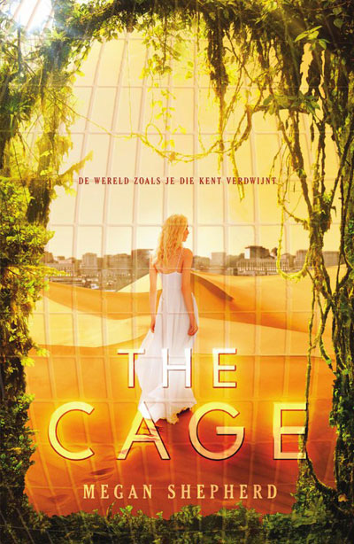 Megan Shepherd - The Cage