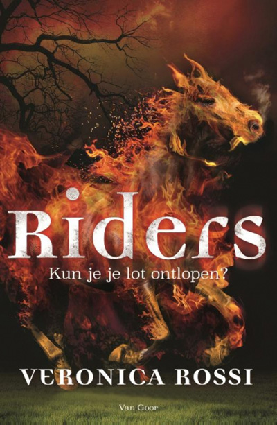 Veronica Rossi - Riders