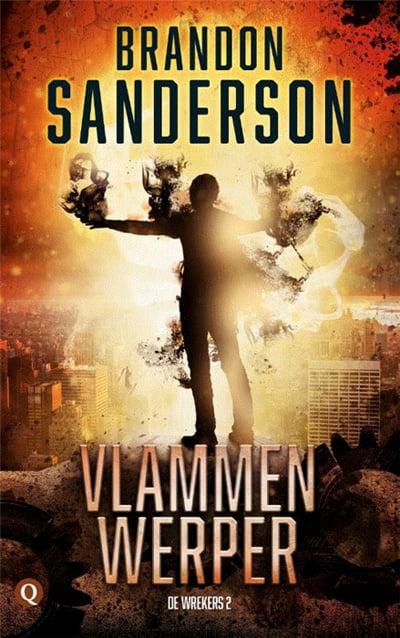 Brandon Sanderson - De Wrekers 2: Vlammenwerper