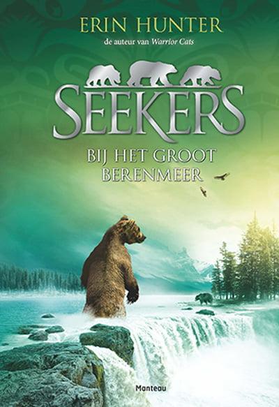 Erin Hunter - Seekers 2: Bij het groot berenmeer