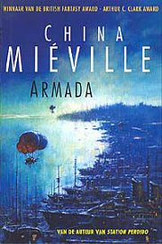 China Tom Miéville - Armada