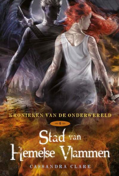 Cassandra Clare - Kronieken van de Onderwereld 6: Stad van Hemelse Vlammen