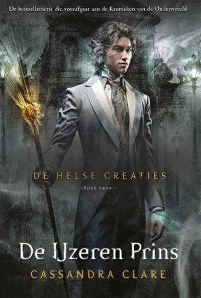 Cassandra Clare - De Helse Creaties 2: De IJzeren Prins