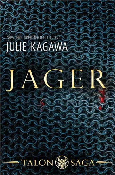 Julie Kagawa - Talon Saga 3: Jager