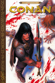 Kurt Busiek - Conan 1: De Dochter van de IJsreus