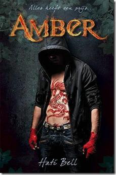 Hati Bell - Amber