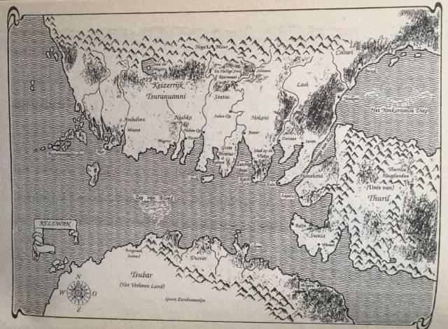 Reis door fantasywerelden #3: Midkemia – FantasyWereld