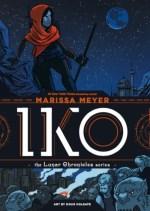 The Lunar Chronicles 7: Iko Boek omslag