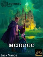 Lyonesse 3: Madouc Boek omslag