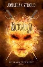 Lockwood & Co 4: De Vlammende Geest Boek omslag