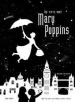 Op Reis Met Mary Poppins Boek omslag