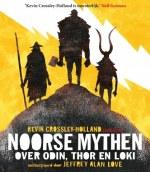 Noorse Mythen over Odin, Thor en Loki Boek omslag