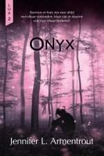 Lux 2: Onyx Boek omslag
