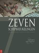 Zeven Schipbreukelingen Boek omslag