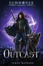 De outcast Boek omslag