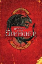 Handboek van een summoner Boek omslag