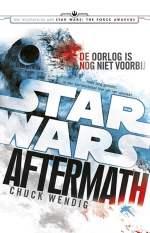 Star Wars : Aftermath Boek omslag