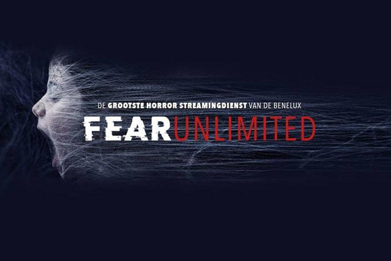 Met 'Fear Unlimited' kan je elke maand onbeperkt horrorfilms kijken