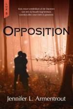 Lux 5: Opposition Boek omslag