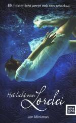 Het licht van Lorelei Boek omslag
