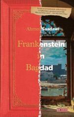 Frankenstein in Bagdad Boek omslag