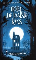 Hotel De Laatse Kans Boek omslag
