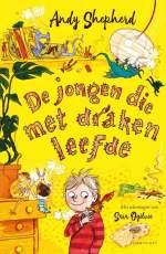 De jongen die met draken leefde Boek omslag