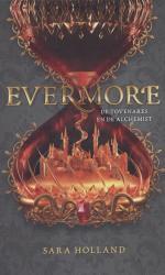 Evermore Boek omslag