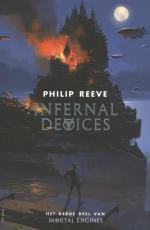 Infernal Devices Boek omslag