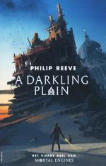 Mortal Engines 4: A Darkling Plain Boek omslag