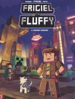 Frigiel en Fluffy 2: Iedereen beroemd Boek omslag