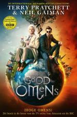 Good Omens Boek omslag