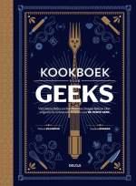 Kookboek voor geeks Boek omslag