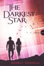 The Darkest Star 1: Origin Boek omslag