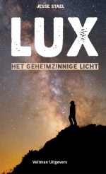 LUX: Het geheimzinnige licht Boek omslag