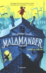 Het geheim van de Malamander Boek omslag